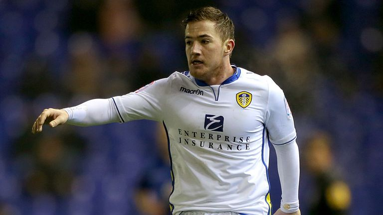 Ross McCormack: Has no intention of leaving Leeds