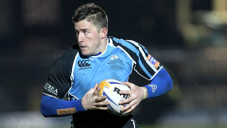 DTH van der Merwe: Committed to Glasgow Warriors by agreeing new contract