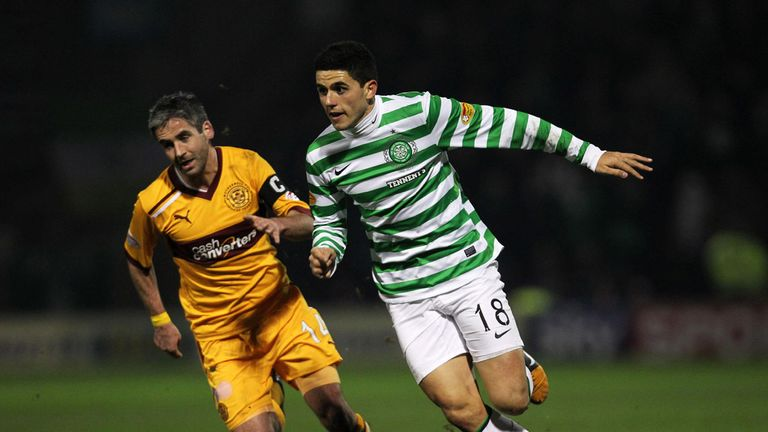 Tomas Rogic: Has been eased into European football at Celtic