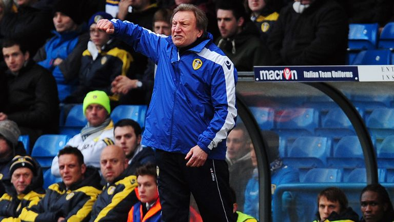 Neil Warnock: A cruel day for the Leeds manager