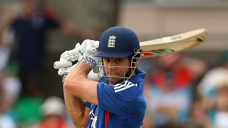 Alastair Cook: Lacking 'match hardness'