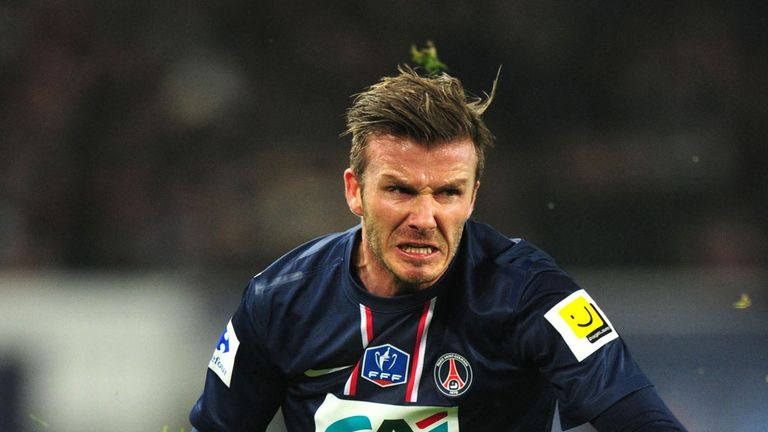 David Beckham: Enthusiasm for football as strong as ever