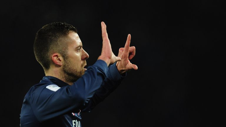 Jeremy Menez: Has been linked with a summer move to Liverpool