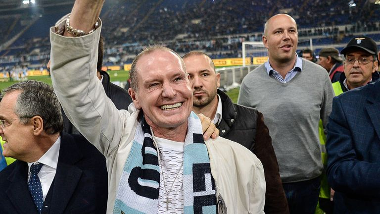 Paul Gascoigne is being monitored in an Arizona hospital