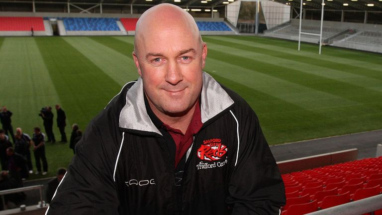 Phil Veivers: Salford coach unhappy with decision-making in defeat to London