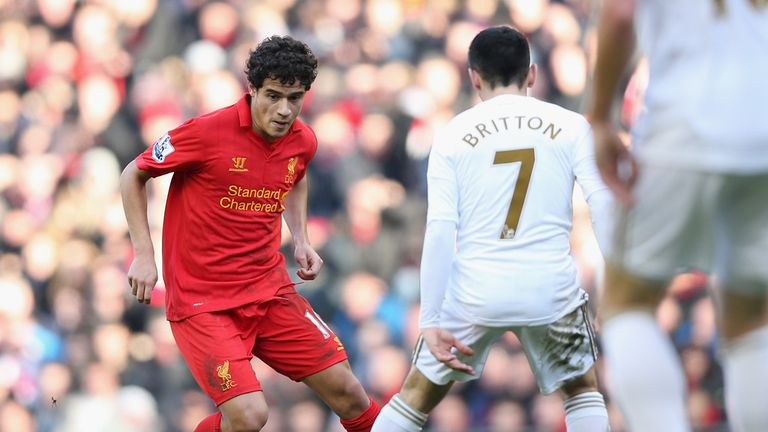 Philippe Coutinho: He's going to be a star according to team-mate Lucas