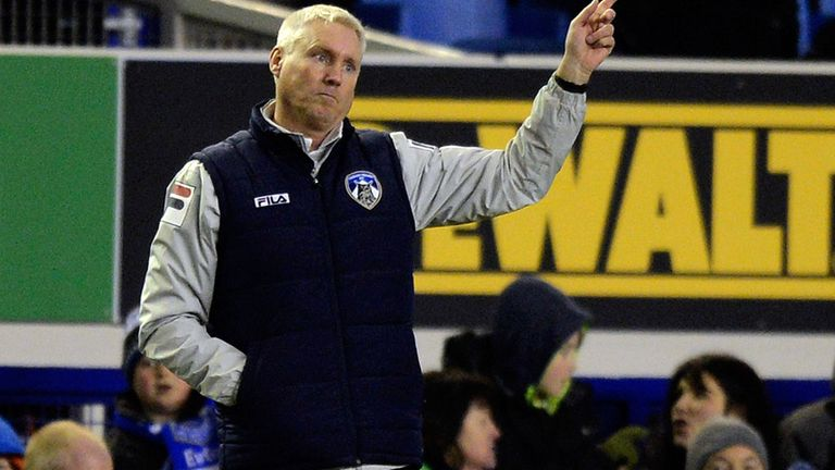 Tony Philliskirk: Proud of Oldham's efforts in FA Cup run