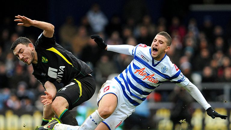 Taarabt: failed with second-half penalty