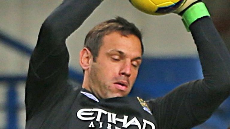 Richard Wright: Goalkeeper has agreed new deal at Manchester City