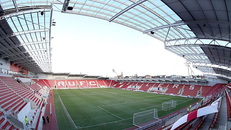 New York Stadium: Rotherham's home is Coventry's model