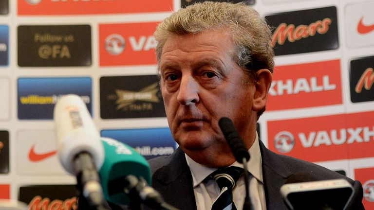 Roy Hodgson: Defensive dilemma for England boss