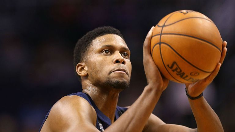 Rudy Gay: Made a winning start to his career at the Toronto Raptors