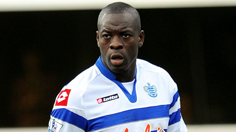 Chris Samba: Set to leave QPR and return to Russia