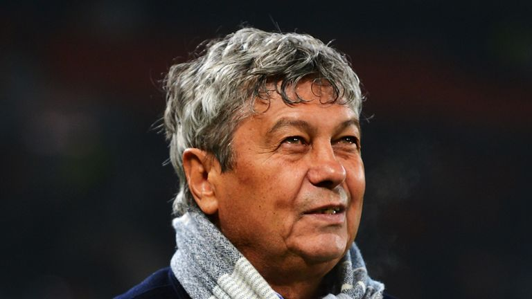 Mircea Lucescu: His Shakhtar Donetsk side missed late chances