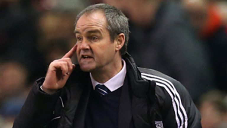 Steve Clarke: Europe not on West Brom manager's radar