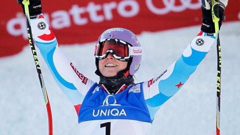 Tessa Worley: Won giant slalom gold at the world championships