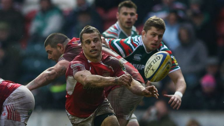 Tyson Keats: His appearances have earned Welsh a points deduction