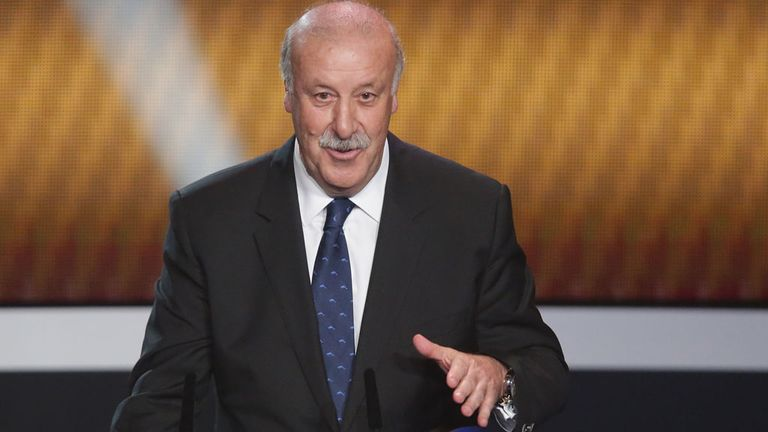 Vicente del Bosque: Tough choices to make