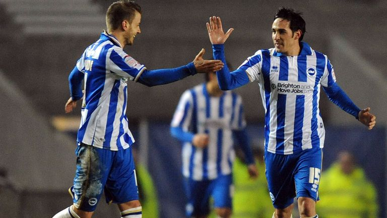 Vicente: On his way out of Brighton