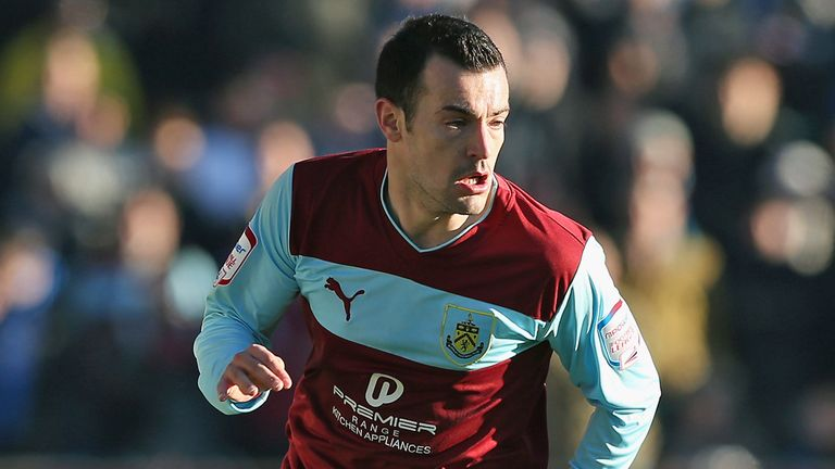 Ross Wallace: New deal at Burnley