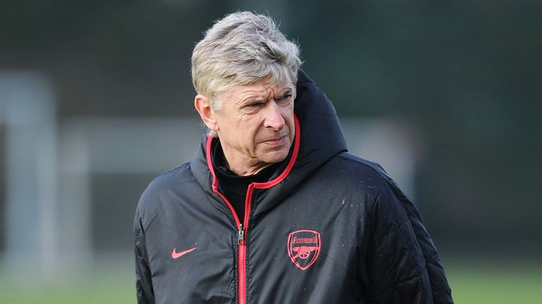 Arsene Wenger: Arsenal manager challenges his squad