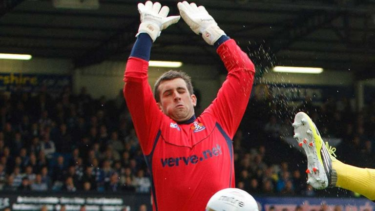Cammy Bell: Kilmarnock goalkeeper interests Rangers