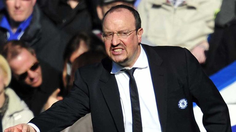Rafa Benitez: Would consider taking charge of Spain at some point in the future