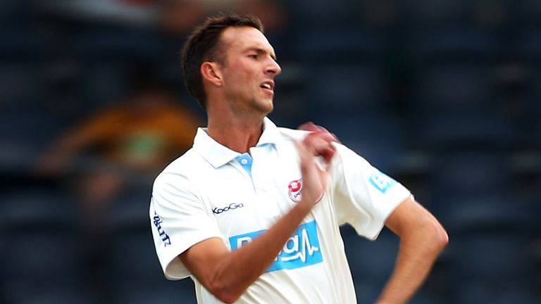 Trent Copeland: Aussie bowler heading for Northants