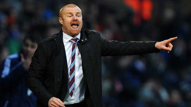 Sean Dyche: Burnley manager frustrated after defeat at Bolton