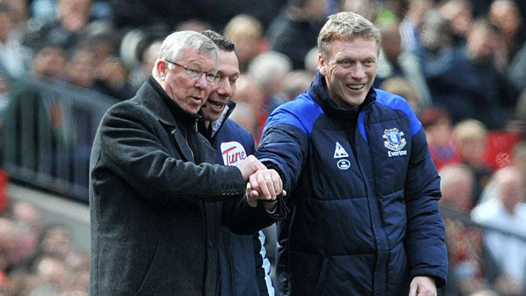 Sir Alex Ferguson is a big fan of David Moyes