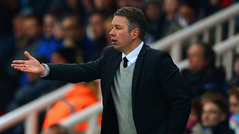 Darren Ferguson: Baffled by referee's decisions