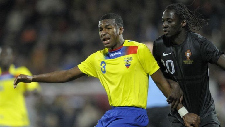 Frickson Erazo: Does not want to become distracted by transfer talk
