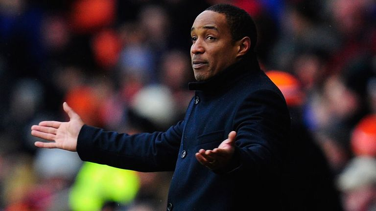 Paul Ince: Blackpool boss denied his first win against Birmingham City