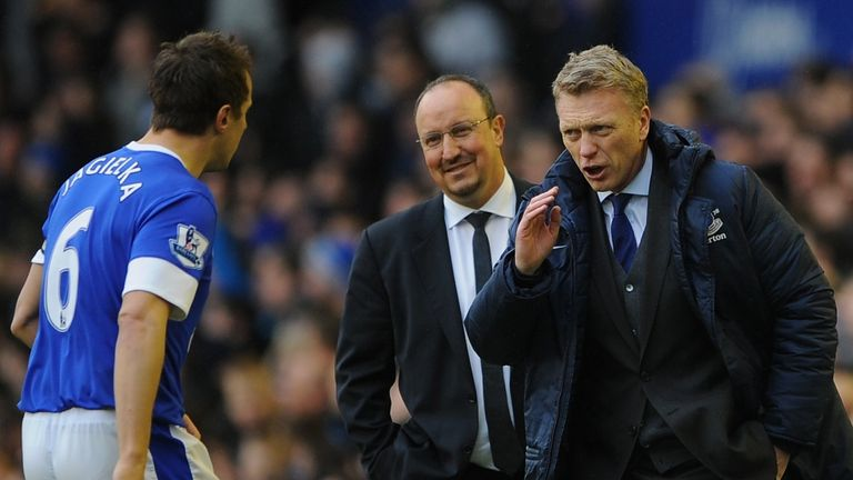 Phil Jagielka: Hopes David Moyes will stay