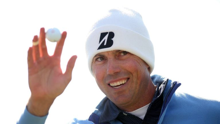 Kuchar: Accenture victory was his fifth PGA Tour title