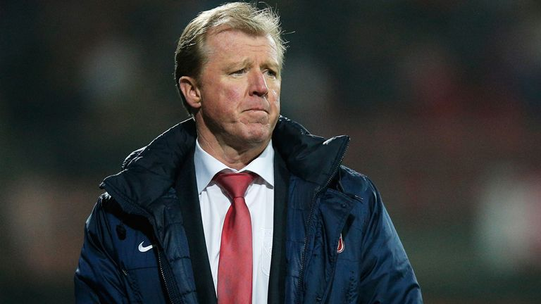 Steve McClaren: QPR role after four months out of the game
