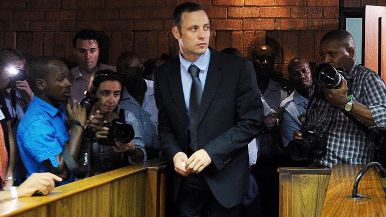 Oscar Pistorius: His lawyers are challenging his bail conditions.