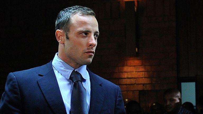 Oscar Pistorius: Not in court on Thursday