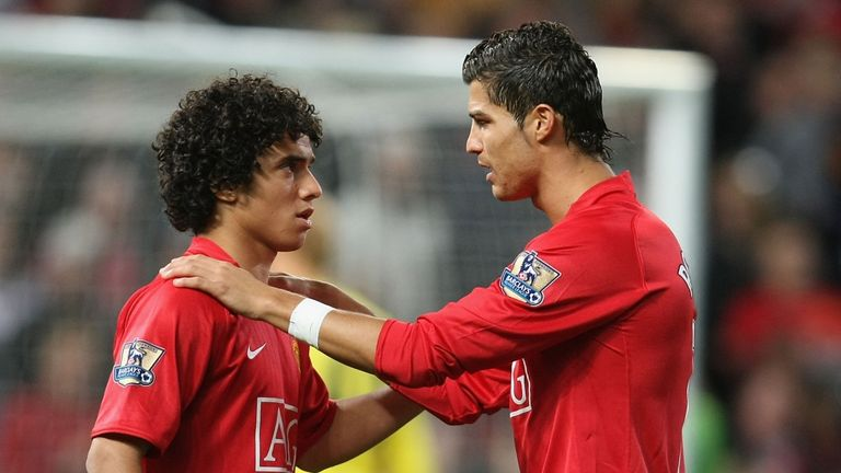 Rafael: Given job of marking Ronaldo