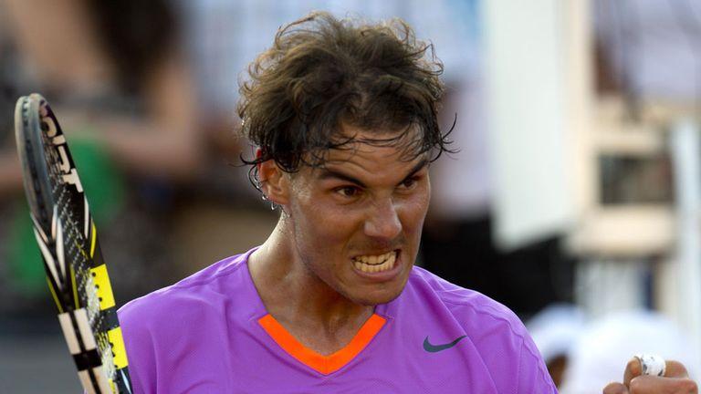 Rafa Nadal: On the way back in Vina Del Mar