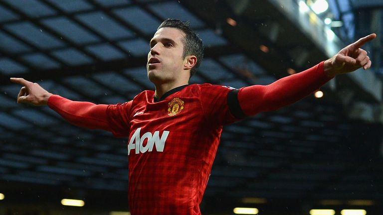 Robin Van Persie: Feels he is at his best when playing every game