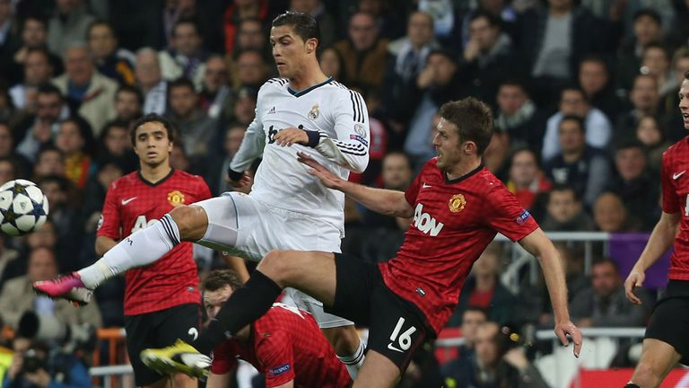 Michael Carrick: Has praised 'respectful' Ronaldo for muted celebration