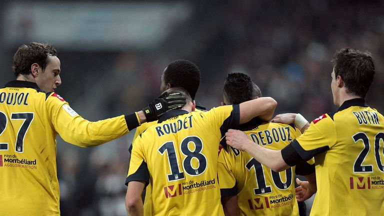 Sochaux: Will push on regardless of cash concerns