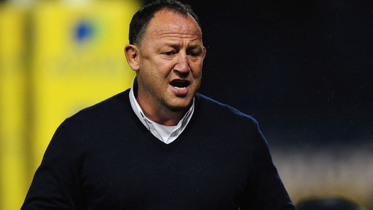 Steve Diamond: Sale can start looking ahead to next season