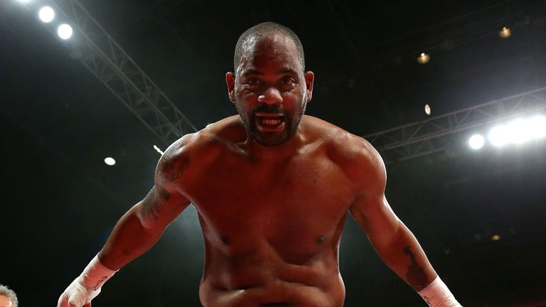 Tony Thompson: Angry at claims his win over David Price was lucky
