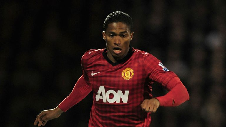 Antonio Valencia: Happy at Manchester United