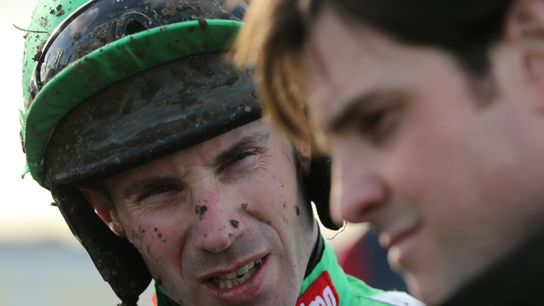 Wayne Hutchinson: Looking forward to his rides on Sunday