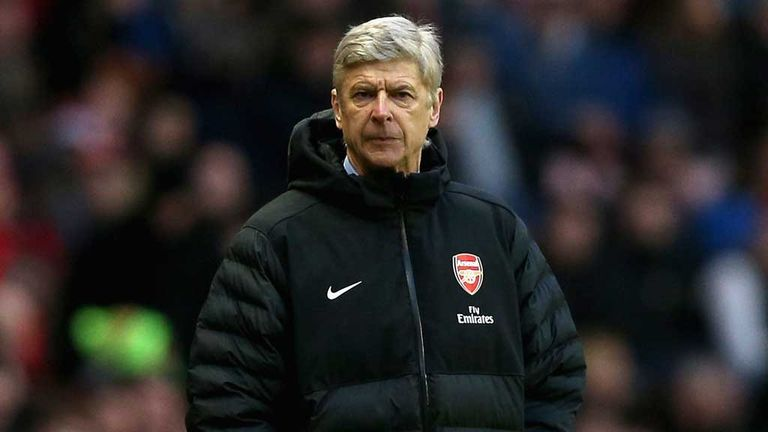 Arsene Wenger: Position in question ahead of Bayern Munich clash