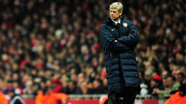Arsene Wenger: Believes second place in the Premier League is not out of reach