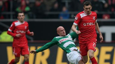 Jozsef Varga: Hungary international had loan spell at Greuther Furth in Germany